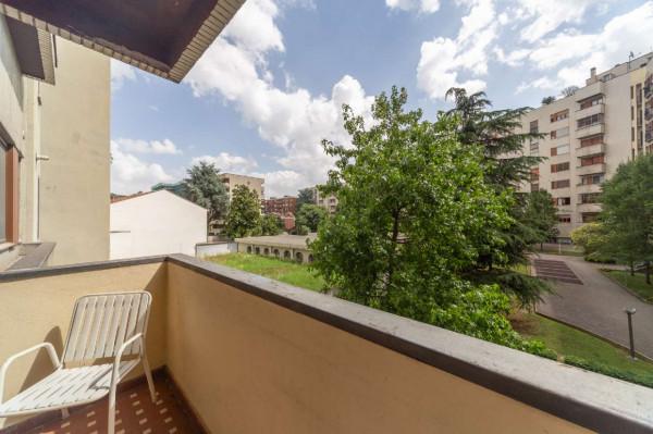 Appartamento in vendita a Milano, Vigentino, Con giardino, 82 mq - Foto 15