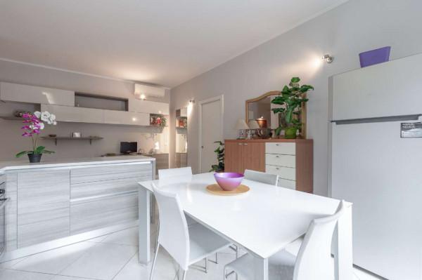 Appartamento in vendita a Milano, Vigentino, Con giardino, 82 mq - Foto 19