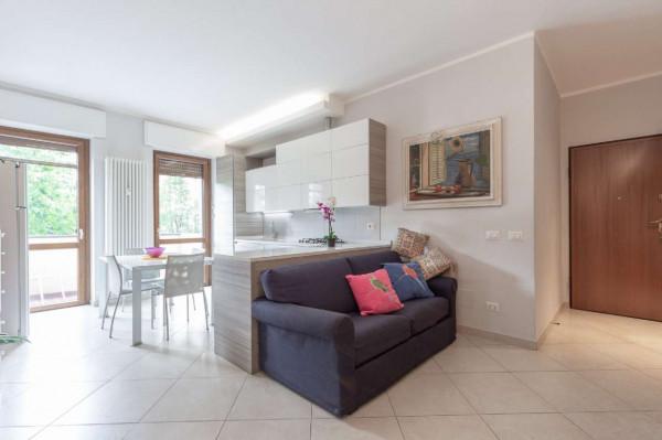 Appartamento in vendita a Milano, Vigentino, Con giardino, 82 mq - Foto 20