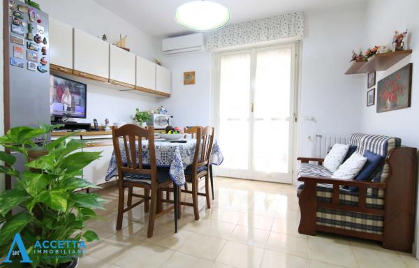 Appartamento in vendita a Taranto, Rione Laghi - Taranto 2, Con giardino, 94 mq - Foto 15