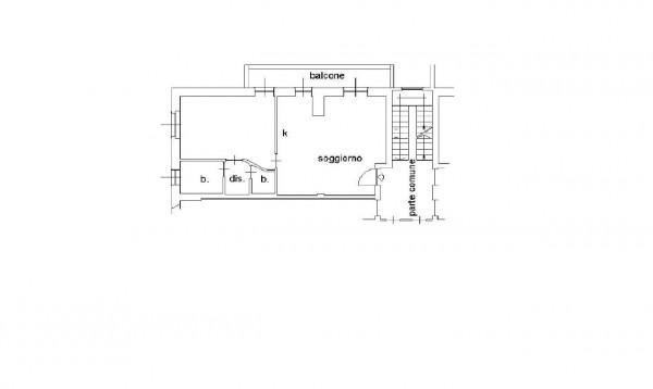 Appartamento in affitto a Milano, Guarneri, Arredato, con giardino, 70 mq - Foto 2