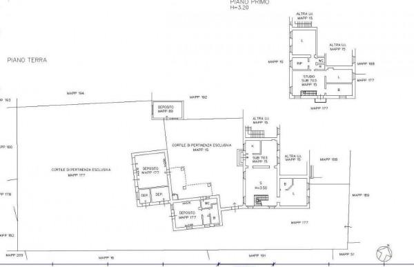 Casa indipendente in affitto a Milano, Viboldone, Arredato, con giardino, 291 mq - Foto 2