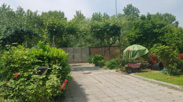 Casa indipendente in affitto a Milano, Viboldone, Arredato, con giardino, 291 mq - Foto 12