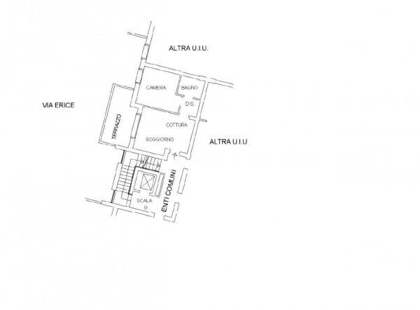 Appartamento in affitto a Milano, Ripamonti, Arredato, con giardino, 50 mq - Foto 2