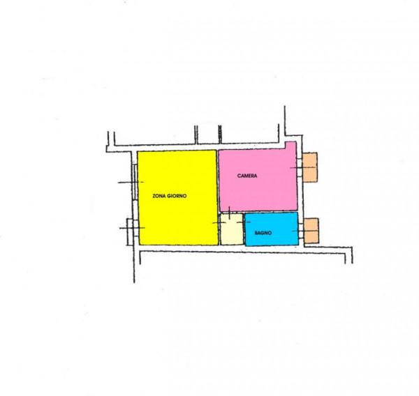 Appartamento in vendita a Pandino, Residenziale, 54 mq - Foto 2