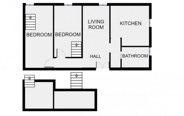 Appartamento in affitto a Roma, Trastevere, Arredato, 65 mq - Foto 2