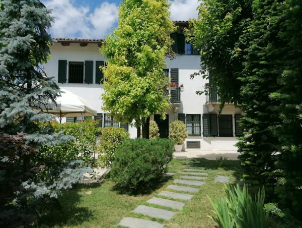 Rustico/Casale in vendita a Vigliano d'Asti, Extraurbana, Con giardino, 346 mq - Foto 3