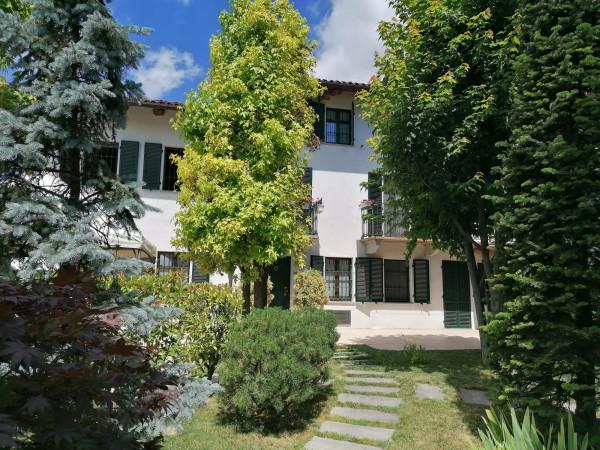 Rustico/Casale in vendita a Vigliano d'Asti, Extraurbana, Con giardino, 346 mq - Foto 4
