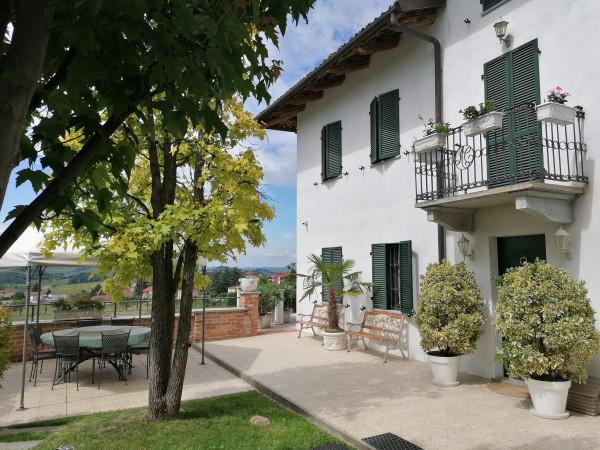 Rustico/Casale in vendita a Vigliano d'Asti, Extraurbana, Con giardino, 346 mq - Foto 1