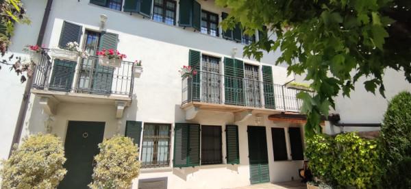 Rustico/Casale in vendita a Vigliano d'Asti, Extraurbana, Con giardino, 346 mq - Foto 14