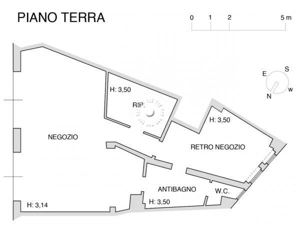 Negozio in vendita a Firenze, 88 mq - Foto 2
