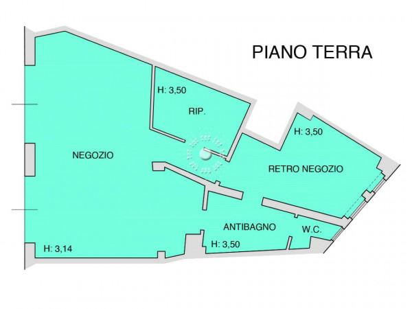 Negozio in vendita a Firenze, 88 mq - Foto 1