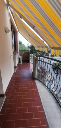 Appartamento in vendita a Cremosano, Residenziale, Con giardino, 121 mq - Foto 6