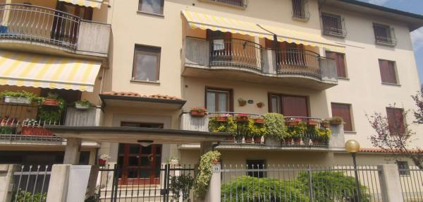 Appartamento in vendita a Cremosano, Residenziale, Con giardino, 121 mq