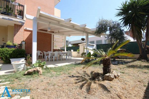 Appartamento in vendita a Taranto, Rione Laghi - Taranto 2, Con giardino, 88 mq - Foto 13