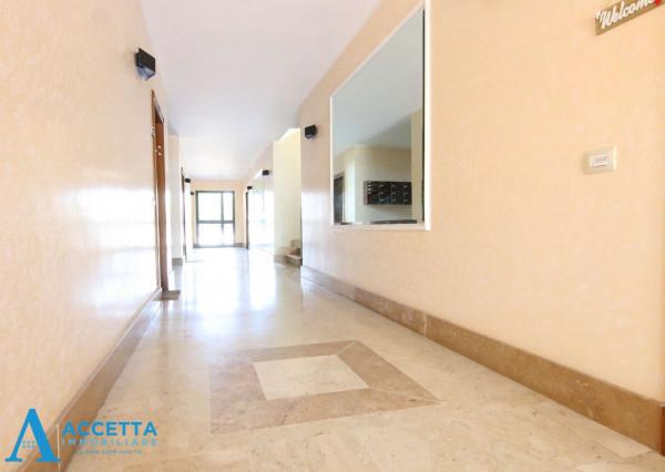 Appartamento in vendita a Taranto, Rione Laghi - Taranto 2, Con giardino, 88 mq - Foto 16