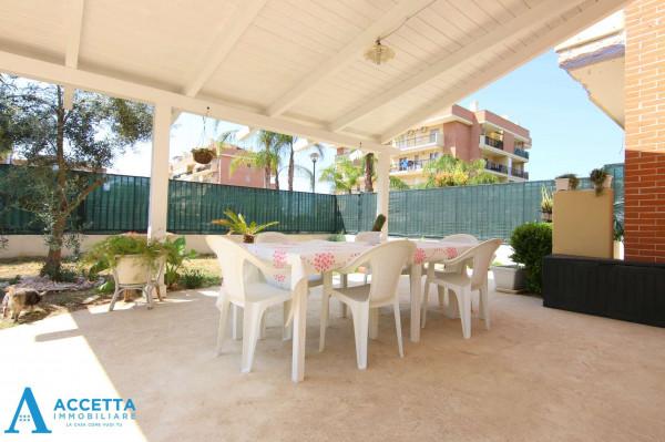Appartamento in vendita a Taranto, Rione Laghi - Taranto 2, Con giardino, 88 mq - Foto 19