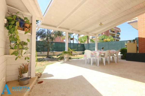Appartamento in vendita a Taranto, Rione Laghi - Taranto 2, Con giardino, 88 mq - Foto 14