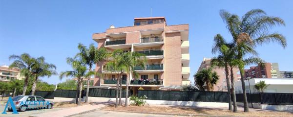 Appartamento in vendita a Taranto, Rione Laghi - Taranto 2, Con giardino, 88 mq - Foto 17