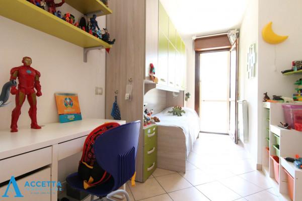 Appartamento in vendita a Taranto, Rione Laghi - Taranto 2, Con giardino, 88 mq - Foto 6