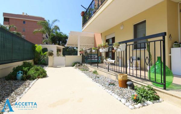 Appartamento in vendita a Taranto, Rione Laghi - Taranto 2, Con giardino, 88 mq - Foto 18