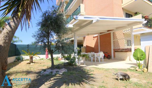 Appartamento in vendita a Taranto, Rione Laghi - Taranto 2, Con giardino, 88 mq - Foto 15