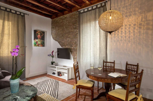 Appartamento in affitto a Roma, Campo De' Fiori, Arredato, 55 mq - Foto 7