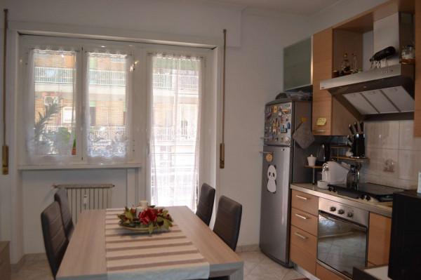 Appartamento in vendita a Roma, Tuscolano Quadaro Porta Furba, 98 mq - Foto 13