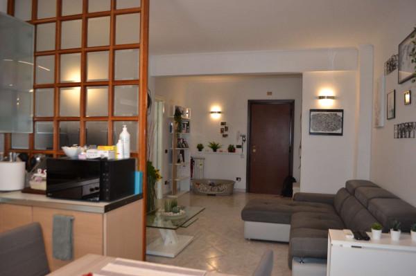 Appartamento in vendita a Roma, Tuscolano Quadaro Porta Furba, 98 mq - Foto 14