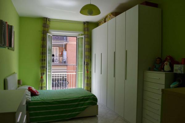 Appartamento in vendita a Roma, Tuscolano Quadaro Porta Furba, 98 mq - Foto 10