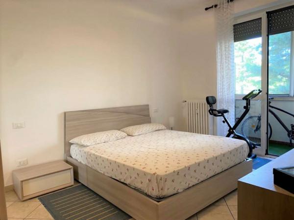 Appartamento in affitto a Milano, Vigentino, Arredato, con giardino, 62 mq - Foto 19