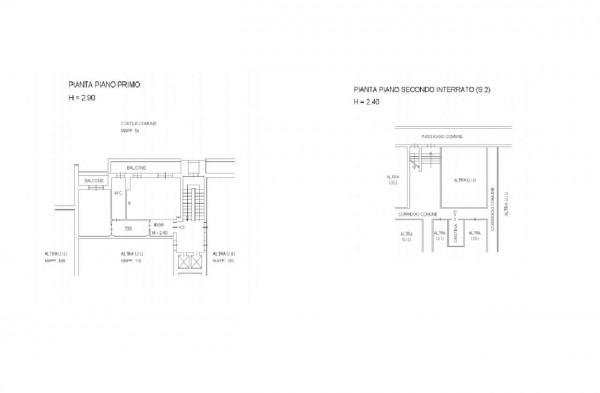Appartamento in affitto a Milano, Vigentino, Arredato, con giardino, 62 mq - Foto 2