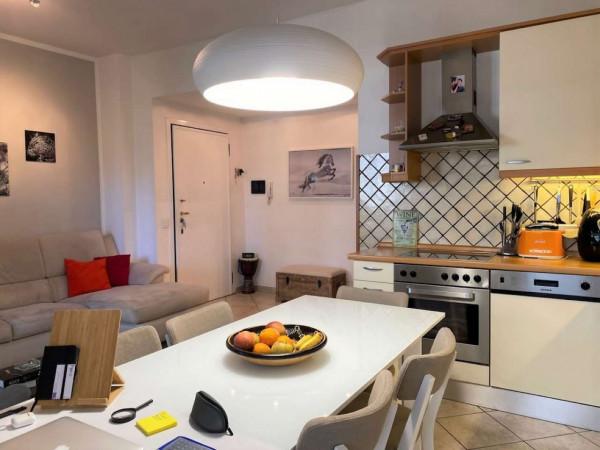 Appartamento in affitto a Milano, Vigentino, Arredato, con giardino, 62 mq - Foto 18