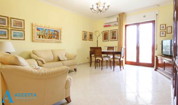 Appartamento in vendita a Taranto, San Vito, Con giardino, 121 mq