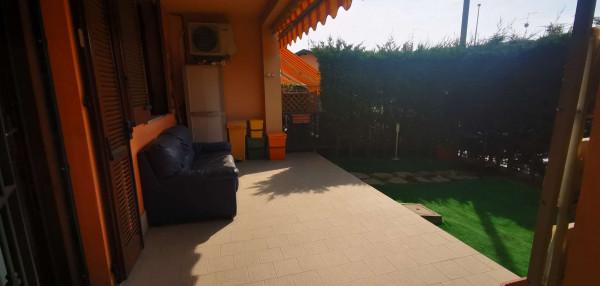 Appartamento in vendita a Crespiatica, Residenziale, Arredato, con giardino, 92 mq