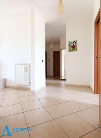Appartamento in vendita a Taranto, Rione Laghi - Taranto 2, Con giardino, 130 mq - Foto 20