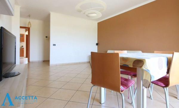Appartamento in vendita a Taranto, Rione Laghi - Taranto 2, Con giardino, 130 mq - Foto 19
