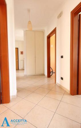 Appartamento in vendita a Taranto, Rione Laghi - Taranto 2, Con giardino, 130 mq - Foto 13