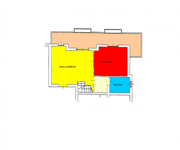 Appartamento in vendita a Boffalora d'Adda, Residenziale, 102 mq - Foto 3