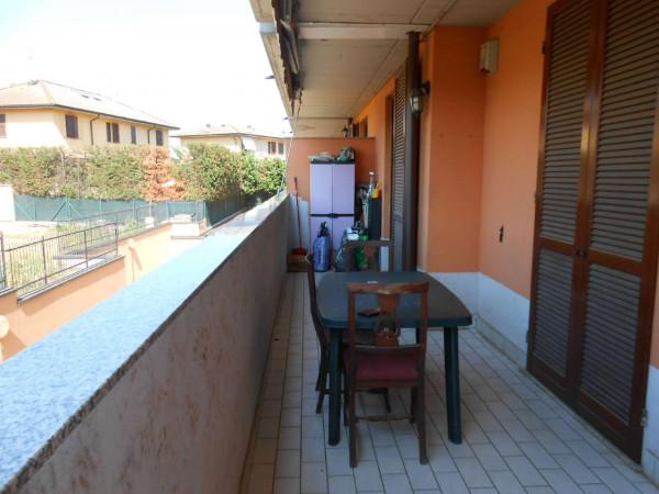 Appartamento in vendita a Boffalora d'Adda, Residenziale, Con giardino, 105 mq - Foto 30