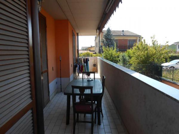 Appartamento in vendita a Boffalora d'Adda, Residenziale, Con giardino, 105 mq - Foto 8