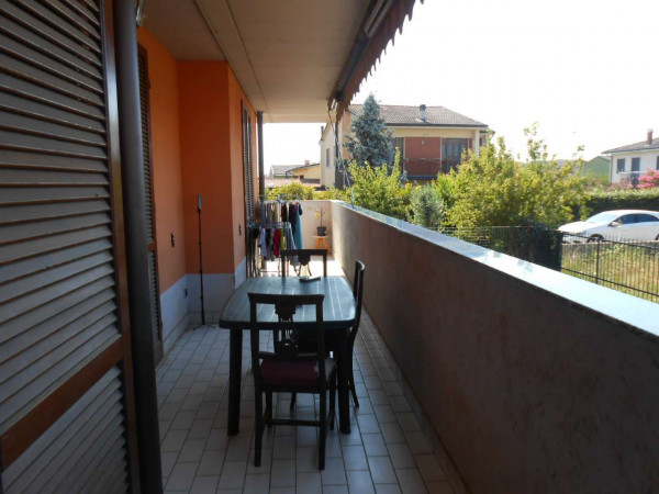 Appartamento in vendita a Boffalora d'Adda, Residenziale, Con giardino, 105 mq - Foto 20