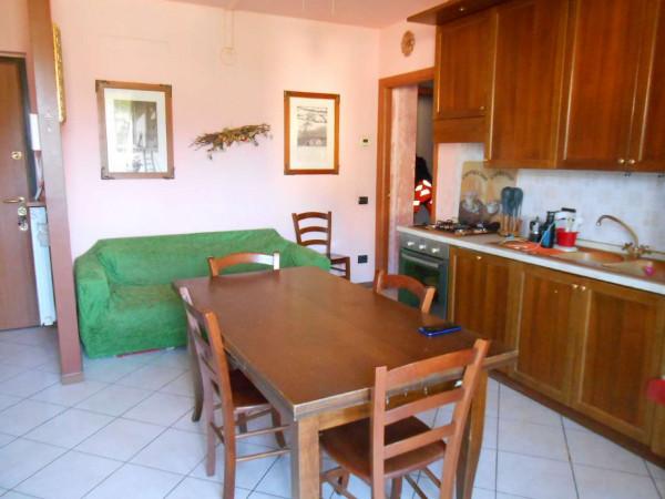 Appartamento in vendita a Boffalora d'Adda, Residenziale, Con giardino, 105 mq