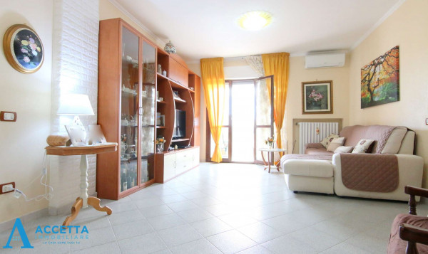 Appartamento in vendita a Taranto, Lama, 114 mq - Foto 5