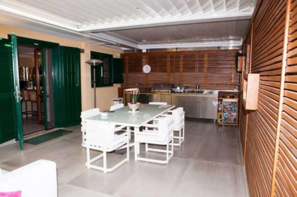 Villetta a schiera in vendita a Sant'Anastasia, Centrale, Con giardino, 200 mq - Foto 7
