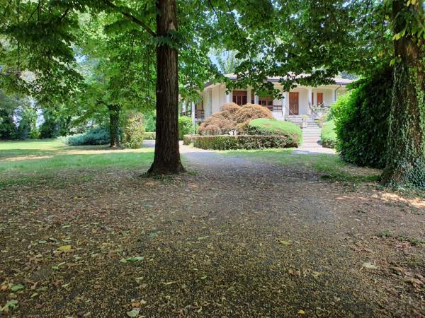 Villa in vendita a Monte Cremasco, Residenziale, Con giardino, 1070 mq - Foto 32