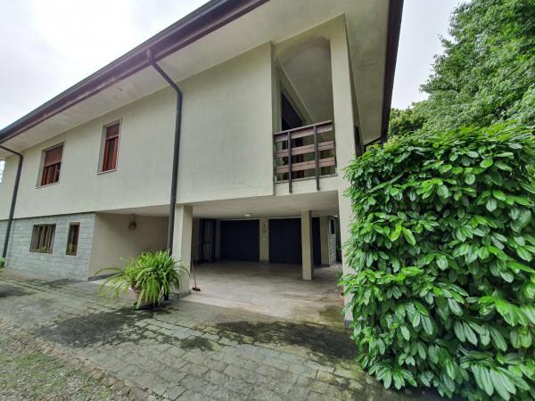 Villa in vendita a Monte Cremasco, Residenziale, Con giardino, 1070 mq - Foto 35