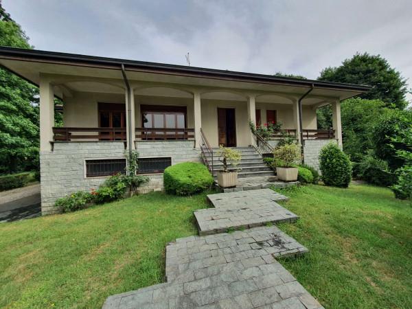Villa in vendita a Monte Cremasco, Residenziale, Con giardino, 1070 mq - Foto 42
