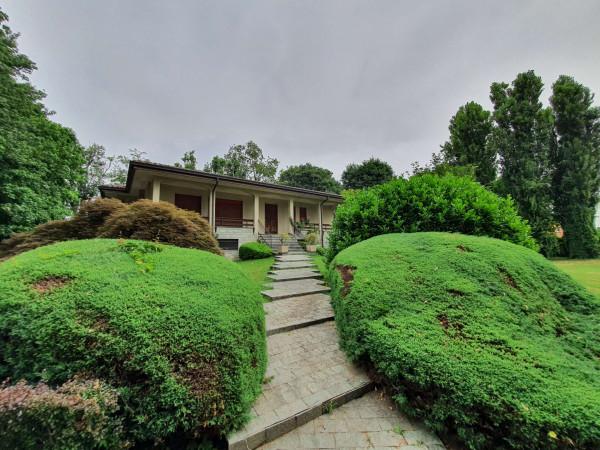Villa in vendita a Monte Cremasco, Residenziale, Con giardino, 1070 mq - Foto 12