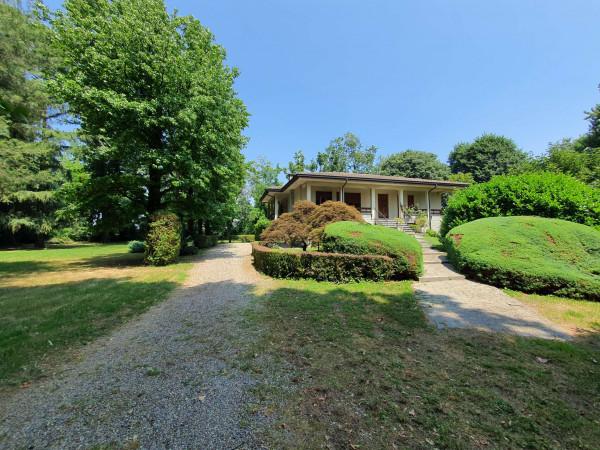 Villa in vendita a Monte Cremasco, Residenziale, Con giardino, 1070 mq - Foto 30